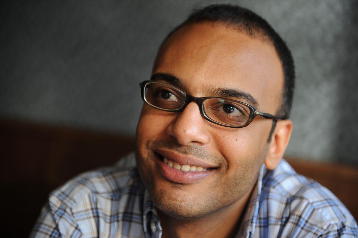 Hossam Bahgat in 2010.