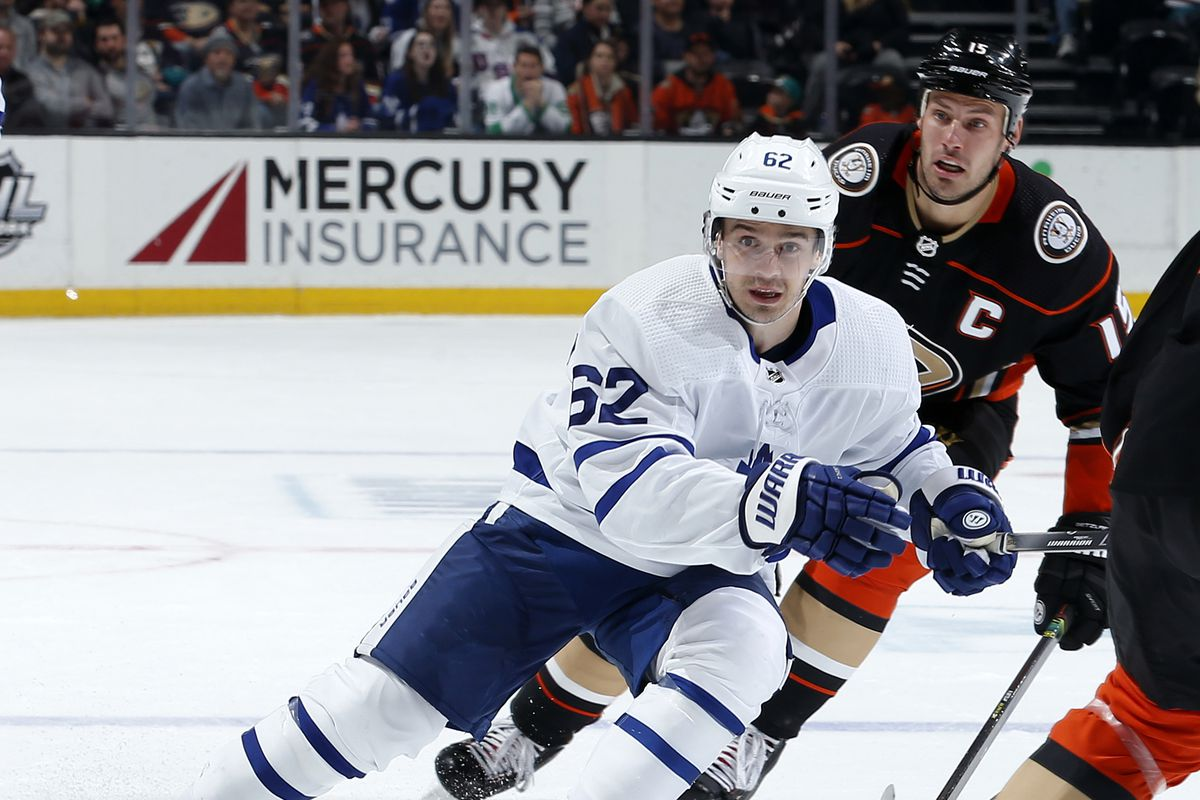 Maple Leafs Extend Denis Malgin Pension Plan Puppets