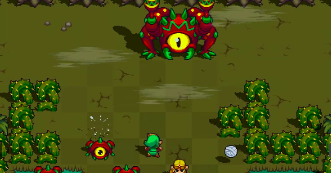 Cadence of Hyrule release date announced in new gameplay video