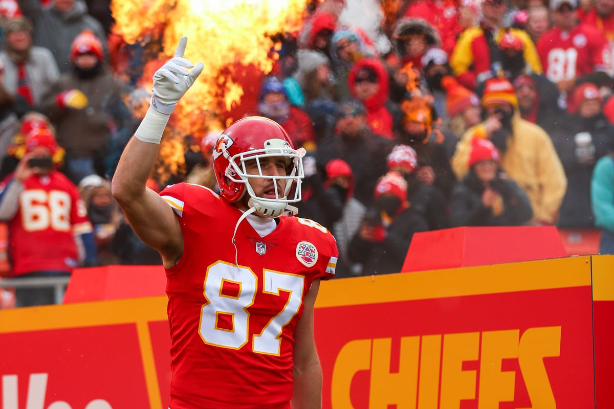 size 40 b197e 9d767 Travis Kelce withdraws from the Pro Bowl - Arrowhead Pride