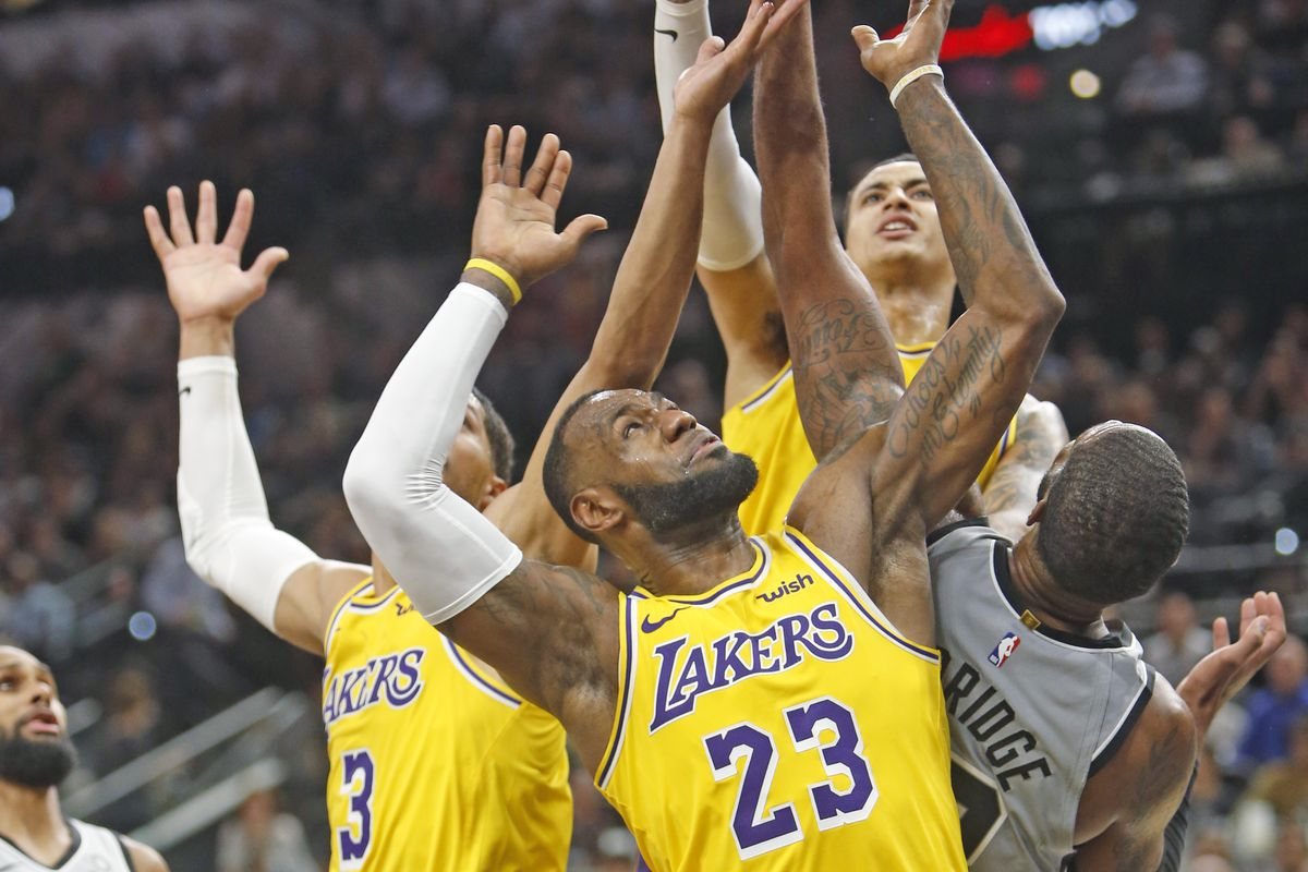 37f06b28317 JaVale McGee says only the Lakers can stop the Lakers - Silver ...