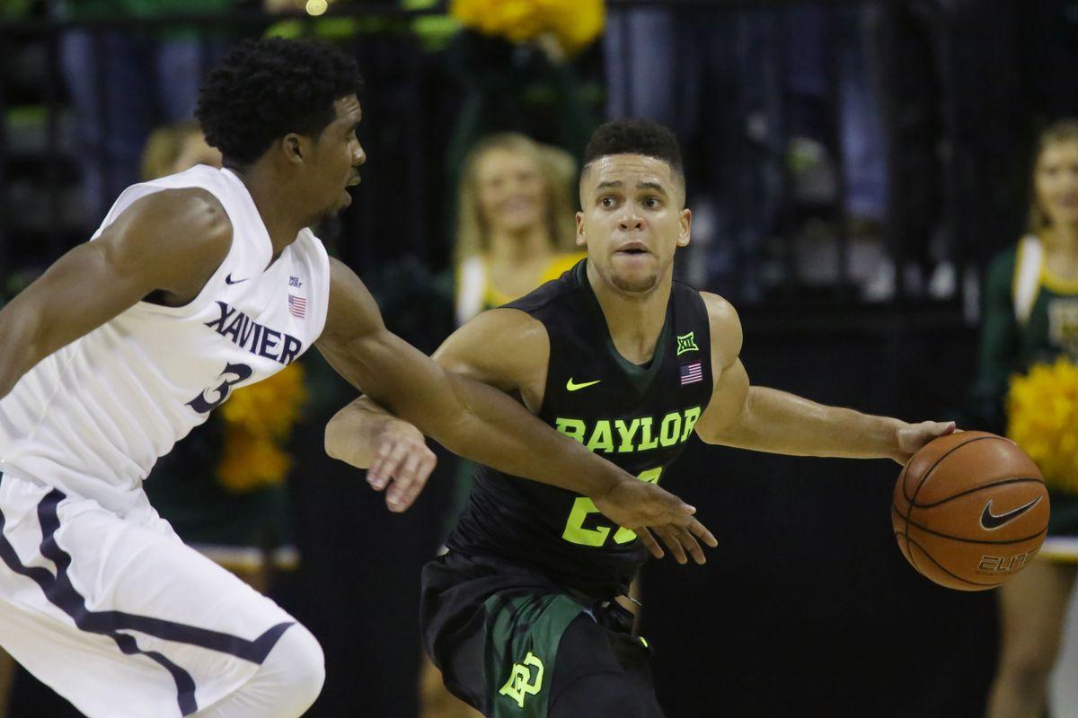 NCAA Basketball: Xavier at Baylor