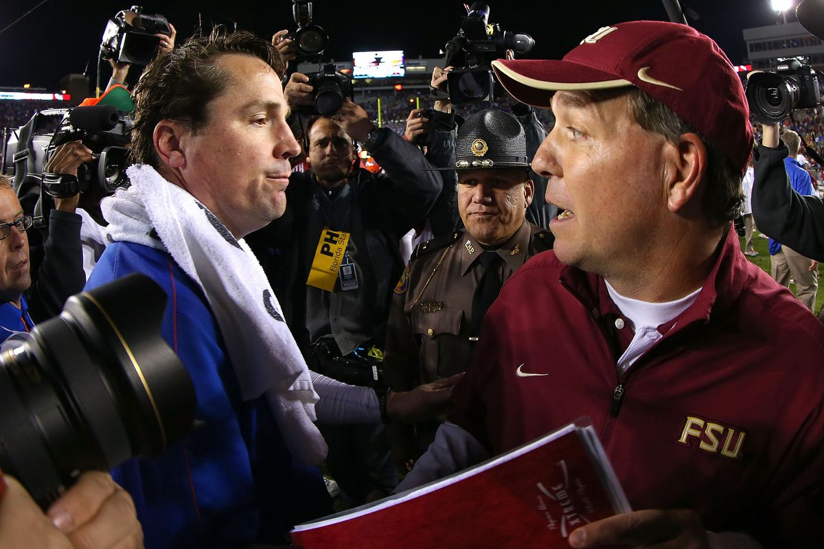 3f68ad3b90 Florida vs. Florida State  Did Gators or  Noles have the better 2012 ...