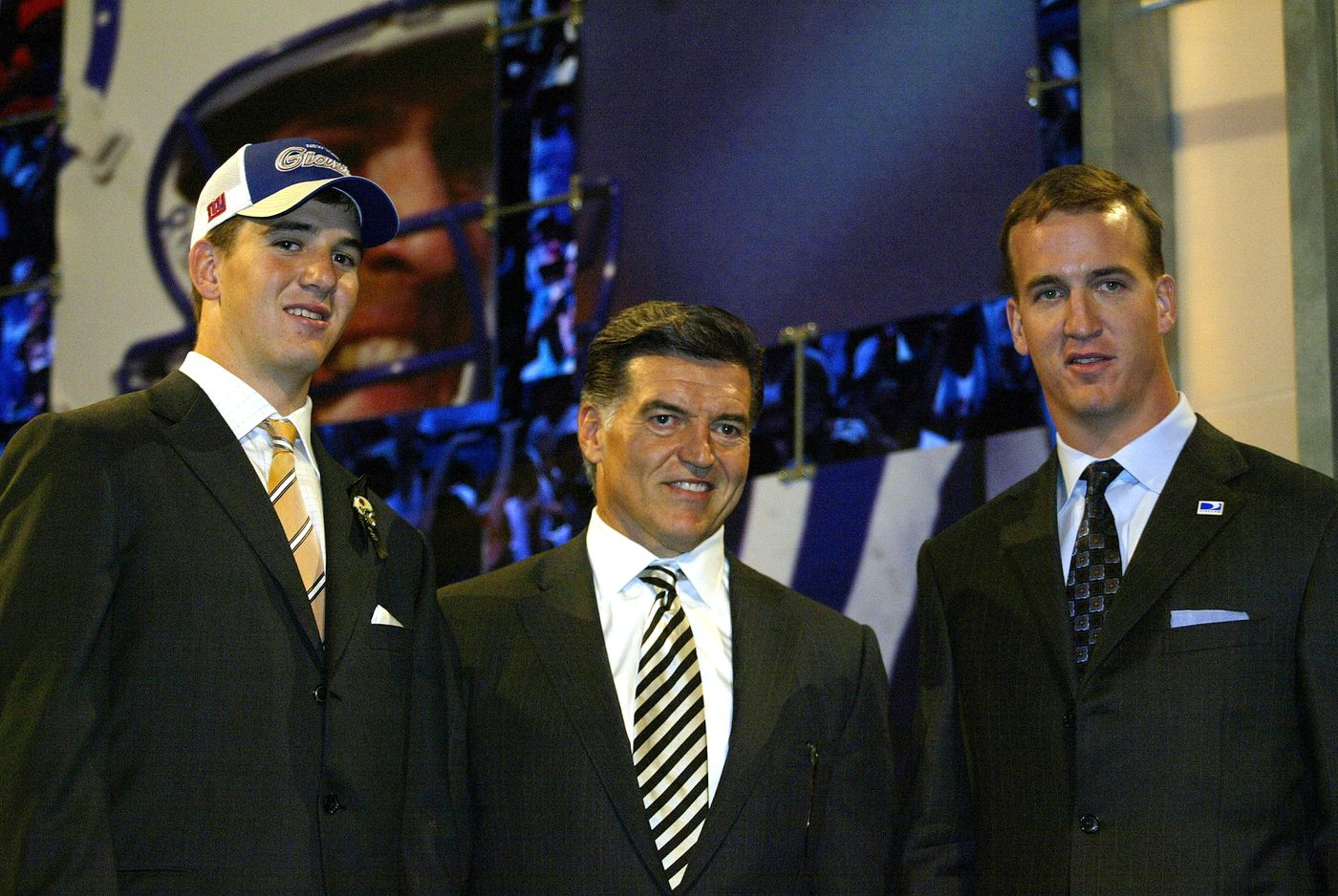ac8cf8c2 How a 'shadow' helped set up the Eli Manning-Philip Rivers draft ...