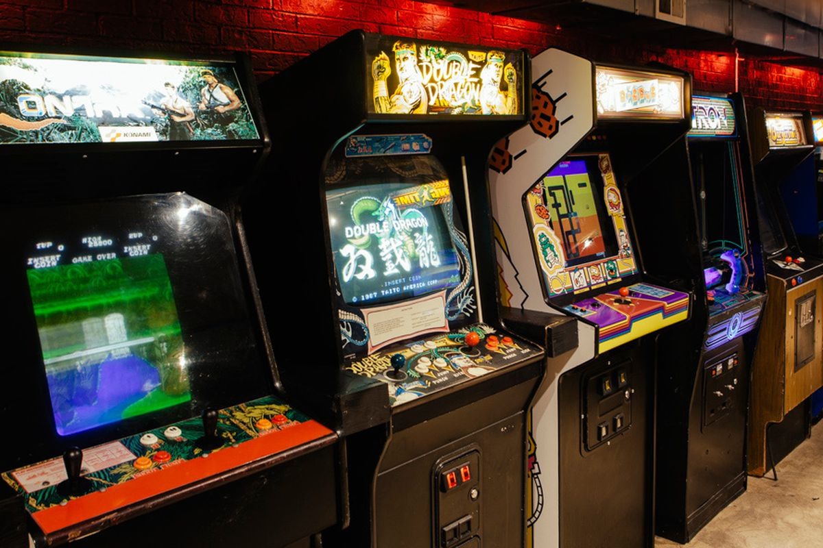 Up Down Arcade Will Bring Nostalgia to Life One Token at a Time - Eater  Twin Cities
