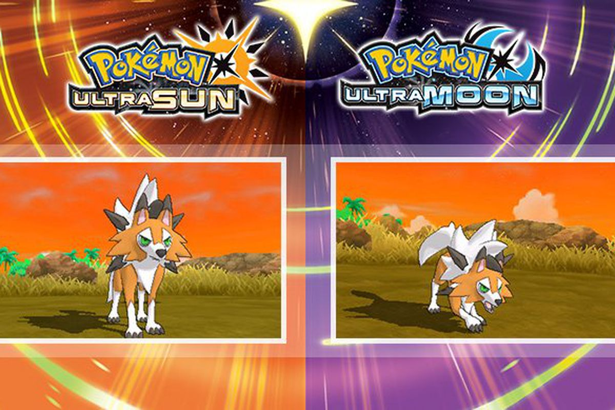 Pok\u00e9mon Ultra Sun and Ultra Moon reveal first new Pok\u00e9mon