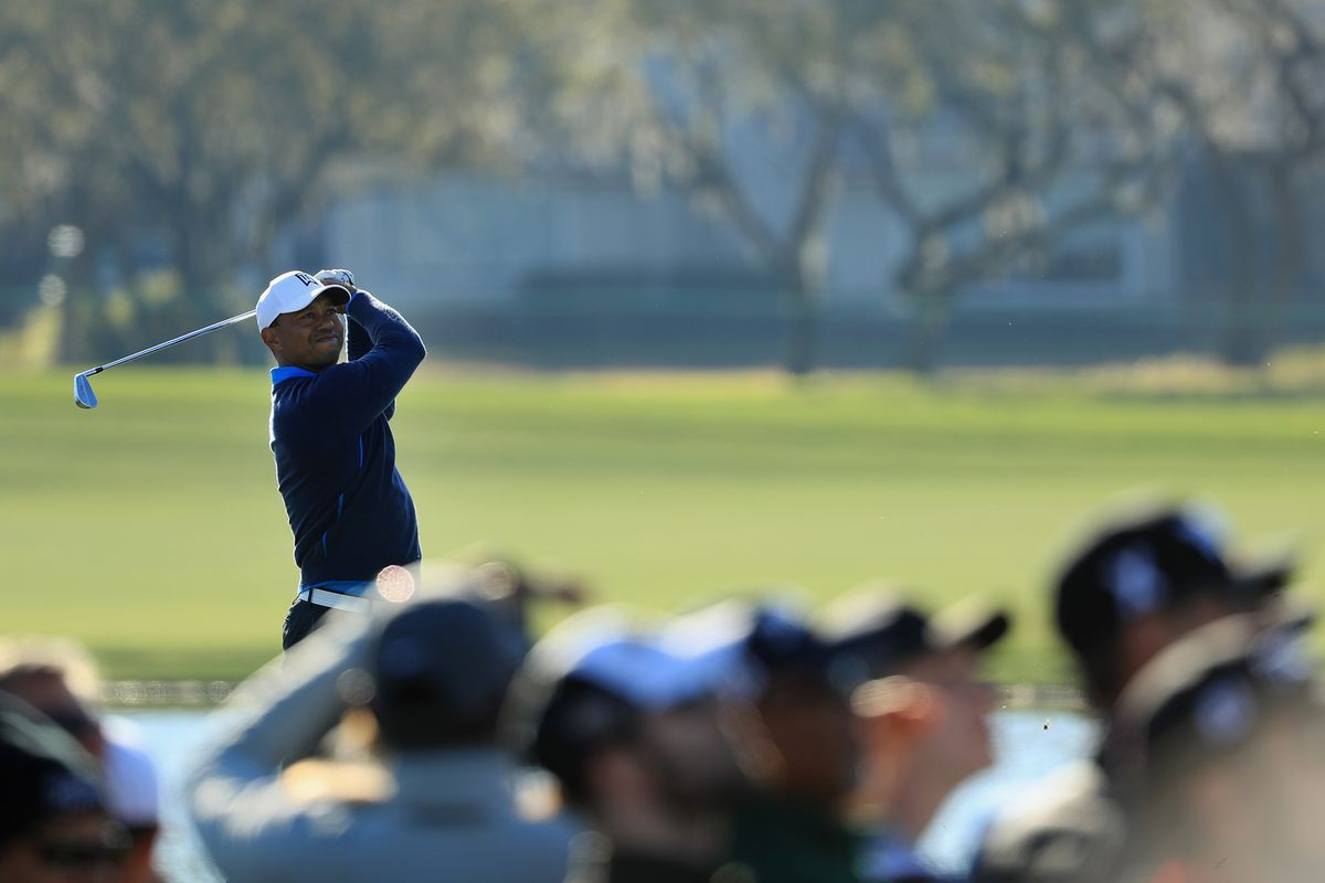 Arnold Palmer Invitational: Tiger Woods' tee time, pairings