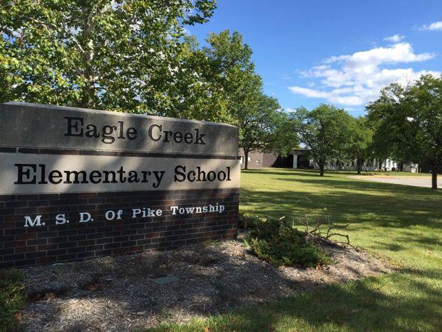 Pike Township's Eagle Creek Elementary School has earned five straight A grades.