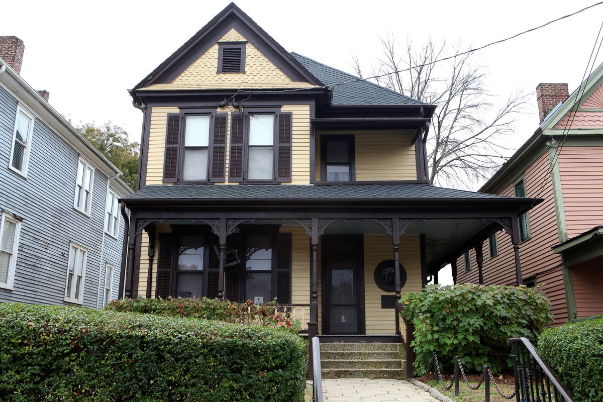 Martin Luther King Jr S Birth Home An Atlanta Icon Has Sold For