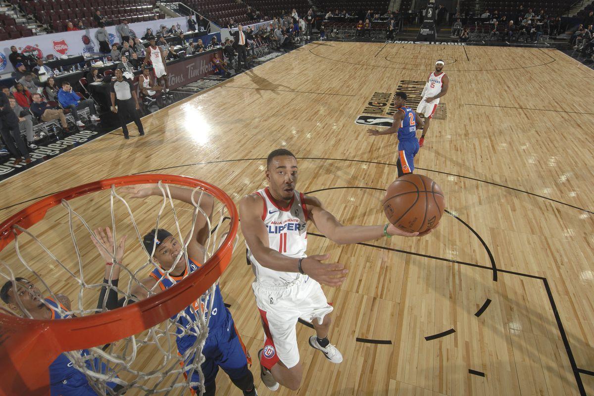 Westchester Knicks v Agua Caliente Clippers