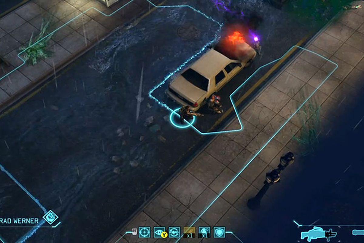 XCOM: Enemy Unknown interactive trailer