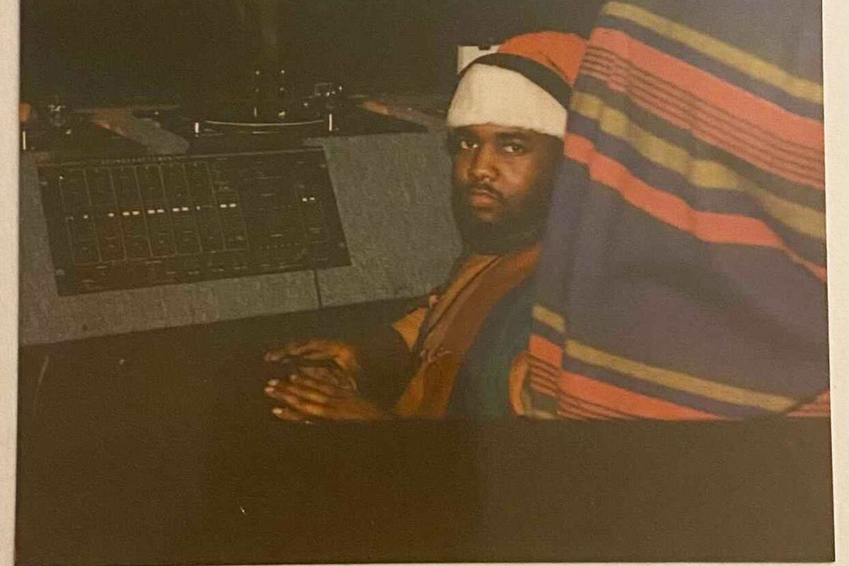 """House music DJ Paul Johnson is best known for his 1999 track """"Get Get Down,"""" which reached No. 5 on the British music charts."""
