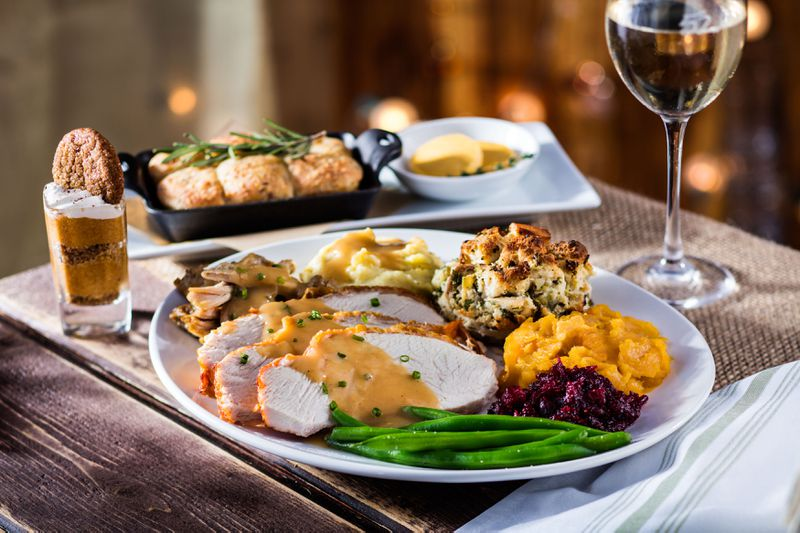 Enjoy Seasons 52 Thanksgiving dinner at home this year.