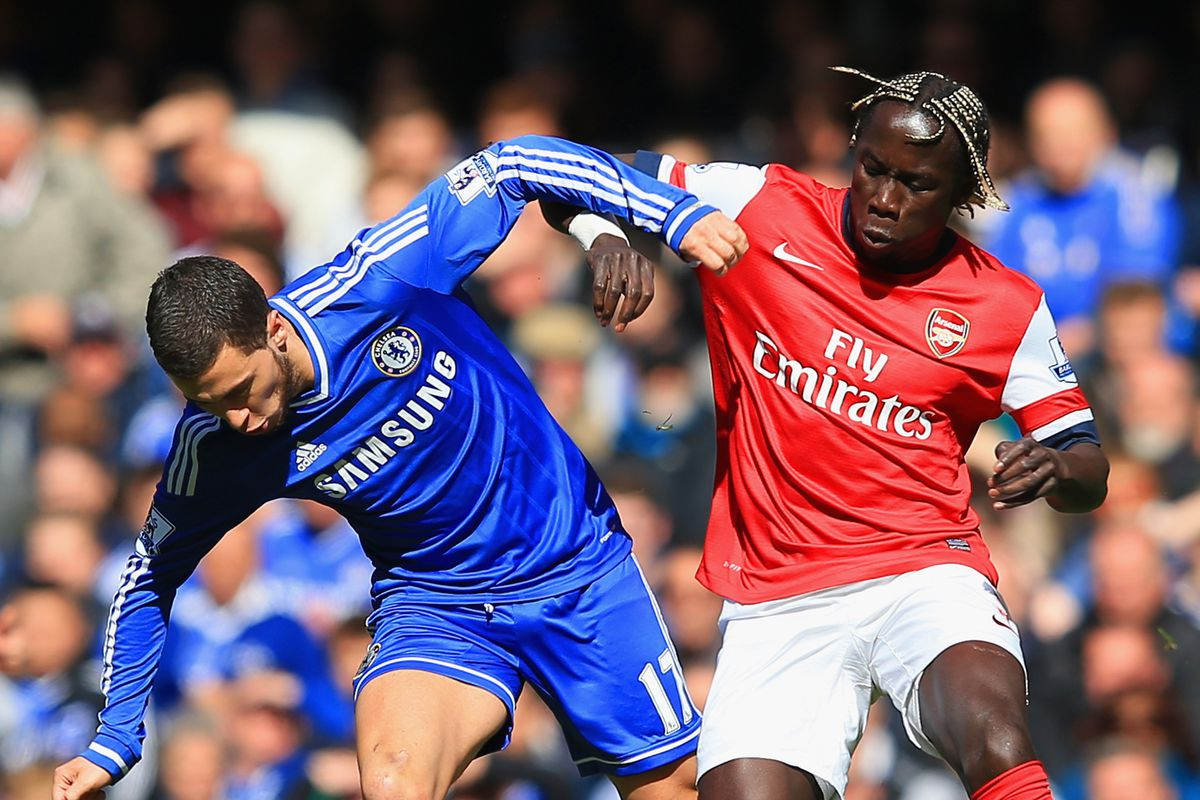 Which Arsenal player wants to defect to Chelsea after the 6