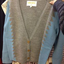 100% wool sweate,r $60
