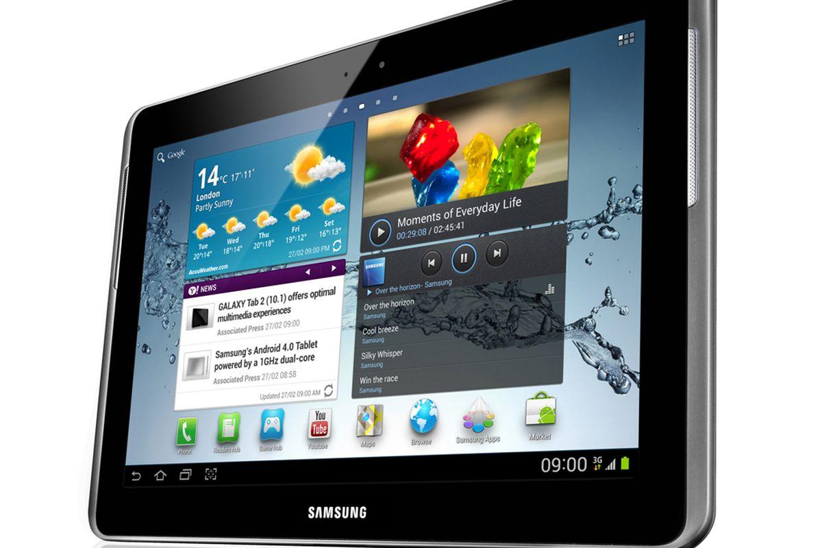 Gallery Photo: Samsung Galaxy Tab 2 (10.1) press images