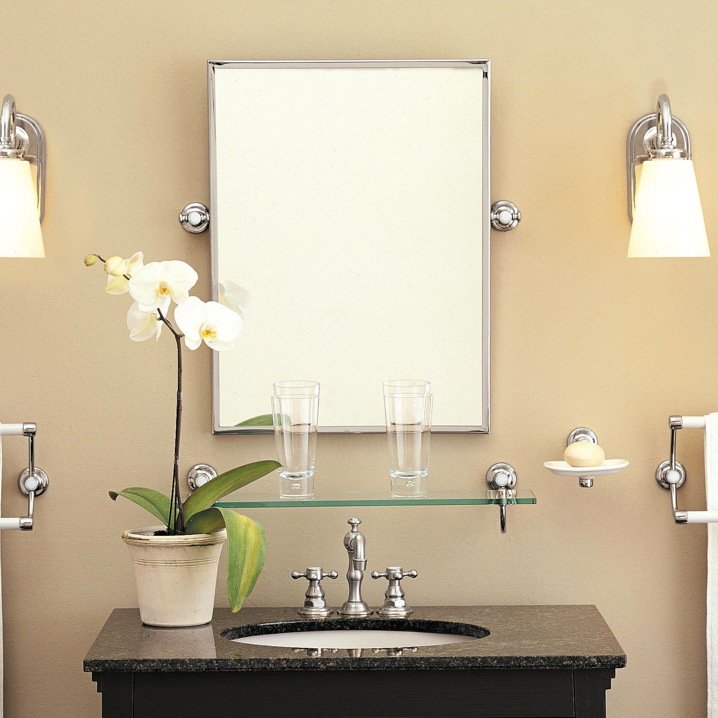 Best Lighting For Bathrooms Fixtures