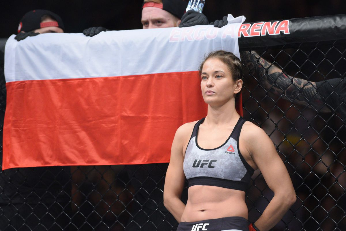 Karolina Kowalkiewicz won't sue Conor McGregor after getting personal apology - 'I've seen worse things' - MMAmania.com