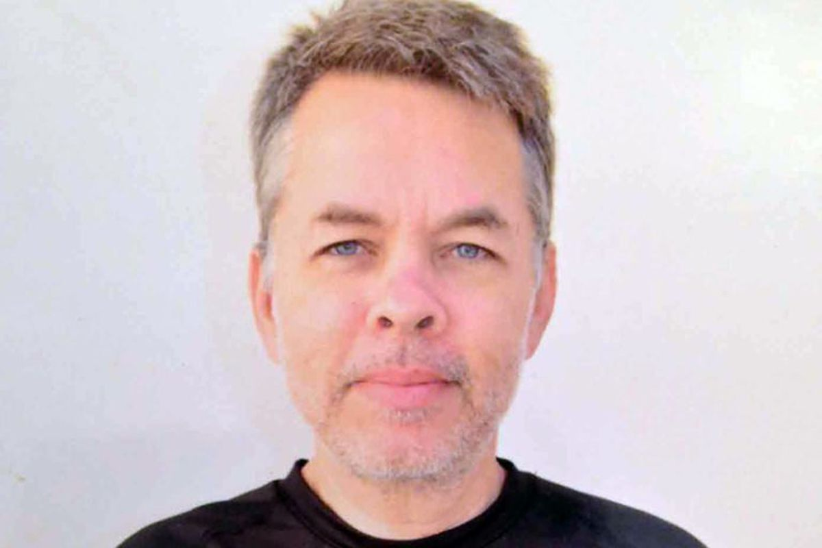 A photo of the Rev. Andrew Brunson during his time in prison.