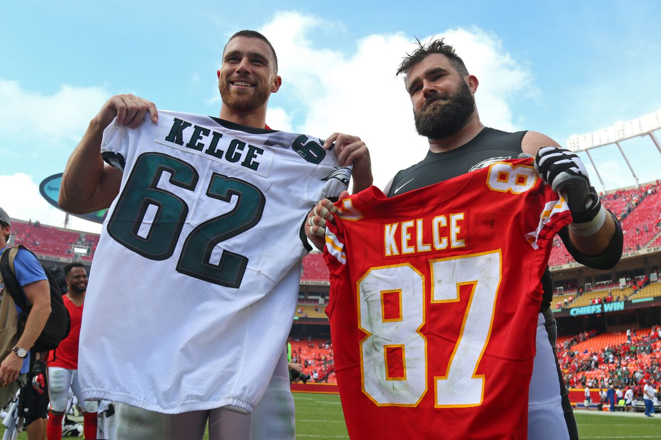 NFL: Philadelphia Eagles at Kansas City Chiefs