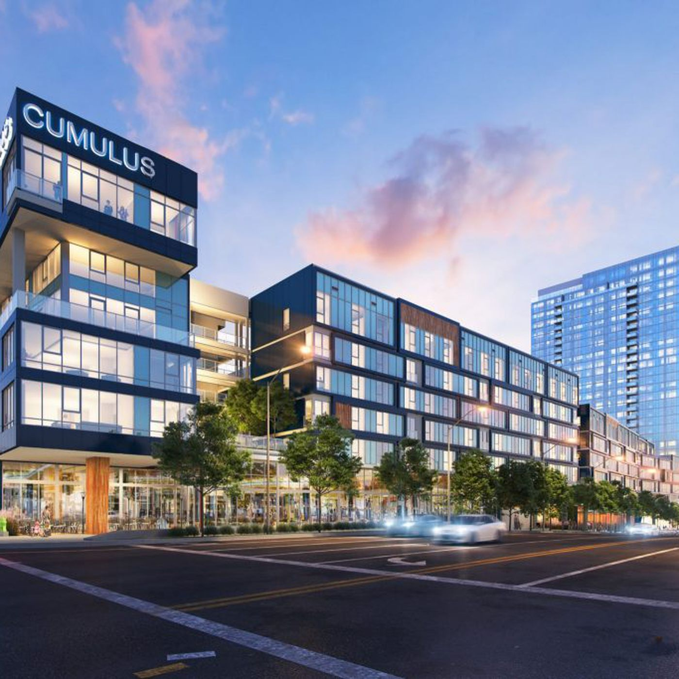 Whole Foods slated to open in West Adams's Cumulus