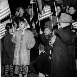 Children in 1943.   Sun-Times Archives