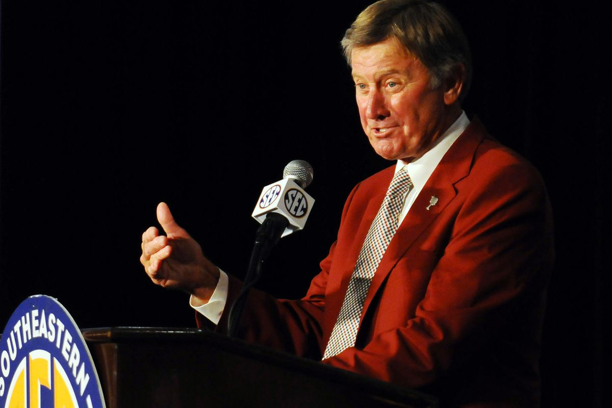 The football season opens up with that magnificent bastard Steve Spurrier on Thursday night.  The football Gods have smiled upon us!  It's FOOTBAAWWWWWLLLLL!!!