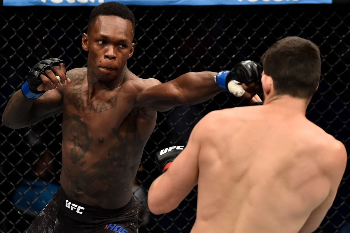 israel adesanya - photo #9