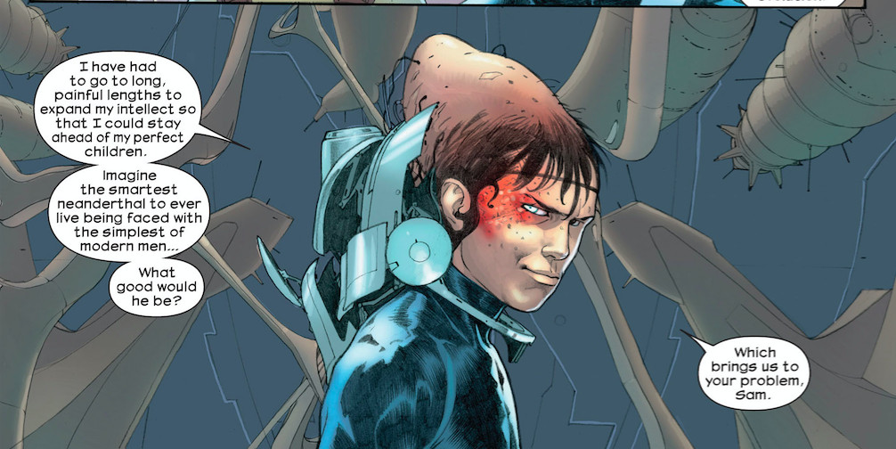 'Ultimate Comics: The Ultimates'