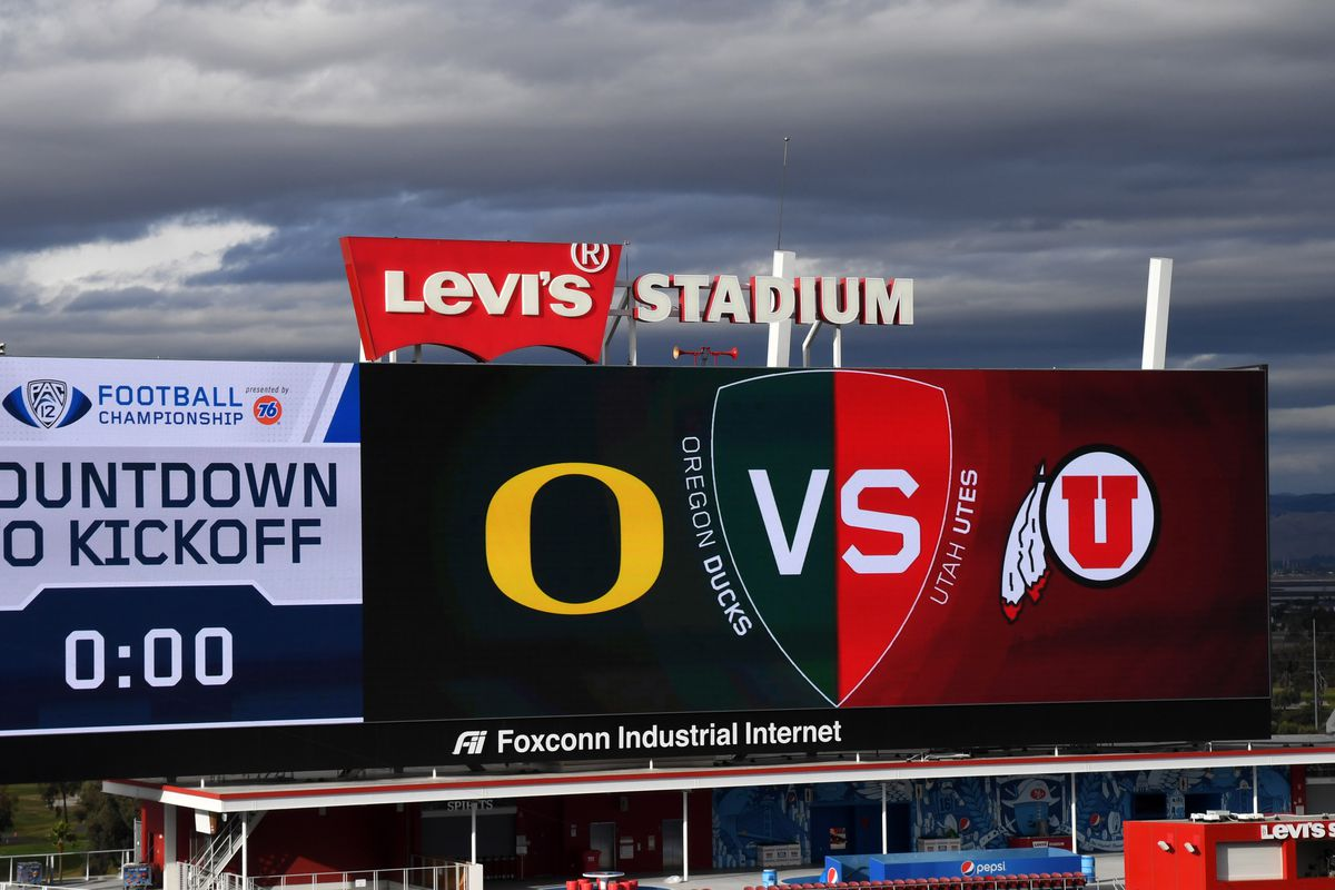 How to Watch the PAC 12 Championship Game