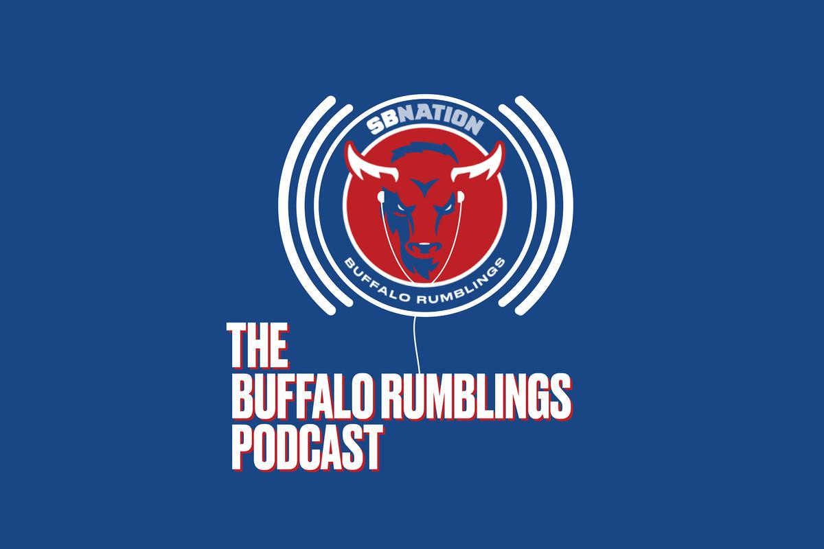 The Buffalo Rumblings Podcast Cover Art