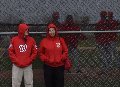 MLB Washington Nationals Spring Training