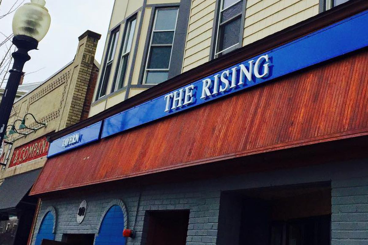 The Rising Bar in Inman Square
