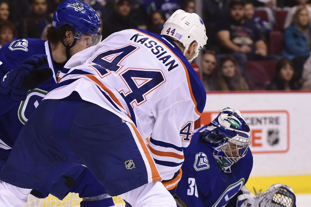 After missing three games with a lower body injury, Zack Kassian will return to the lineup tomorrow.