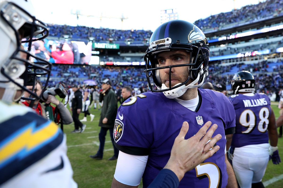 a4f716b4 Ravens QB Joe Flacco traded to Denver - Daily Norseman