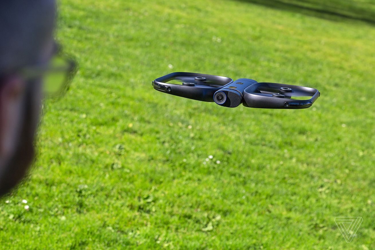 skydio s self flying ai drone is now open to app developers