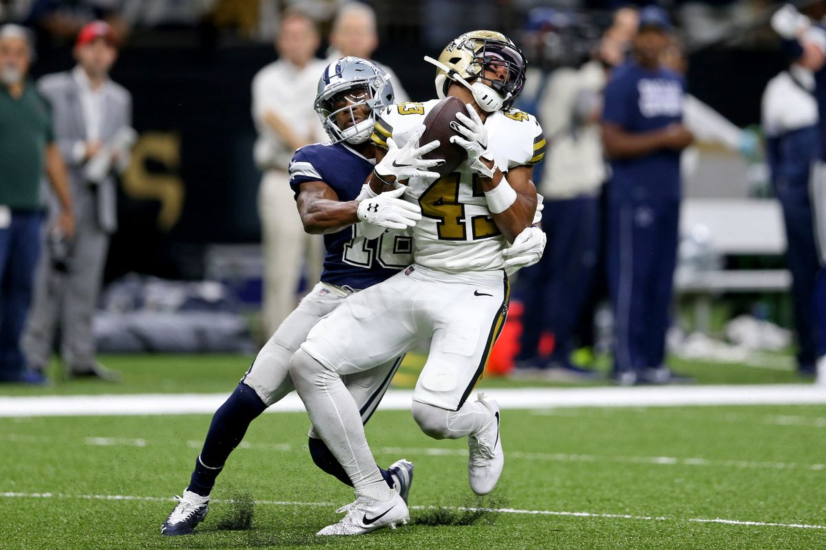 NFL: Dallas Cowboys at New Orleans Saints