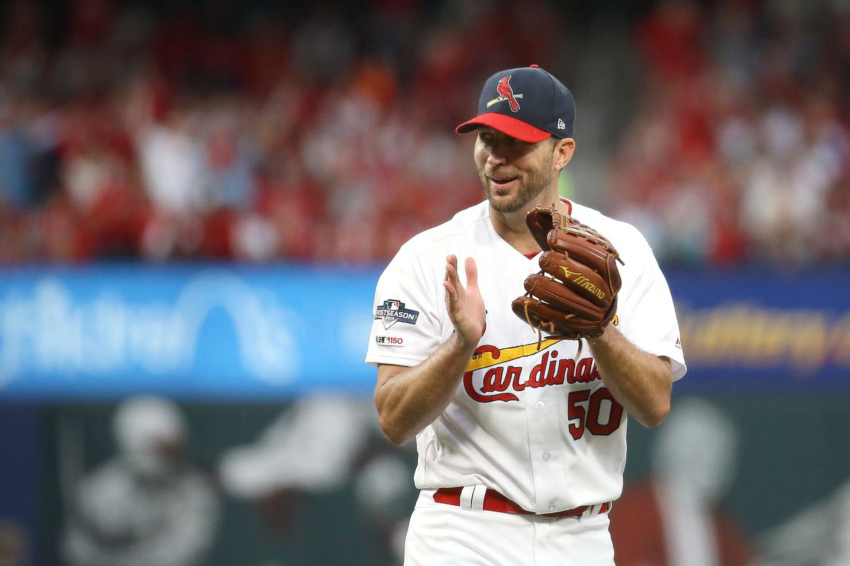 Adam Wainwright discusses the important things - A Hunt and Peck