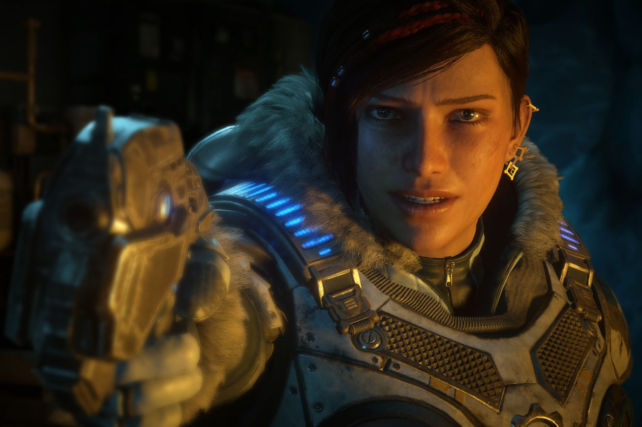 gears 5 launches next year on xbox one and pc