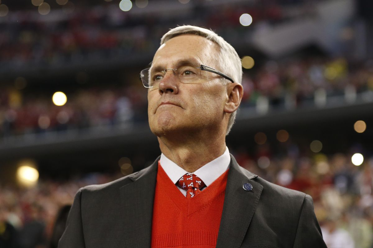 Jim Tressel had plenty of success as a head coach. Now he's looking to do the same as a president.