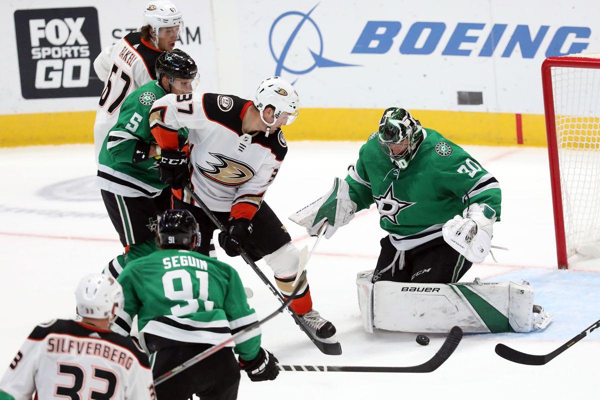 Anaheim Ducks v Dallas Stars