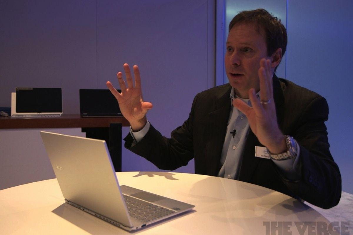 Intel Kirk Skaugen interview