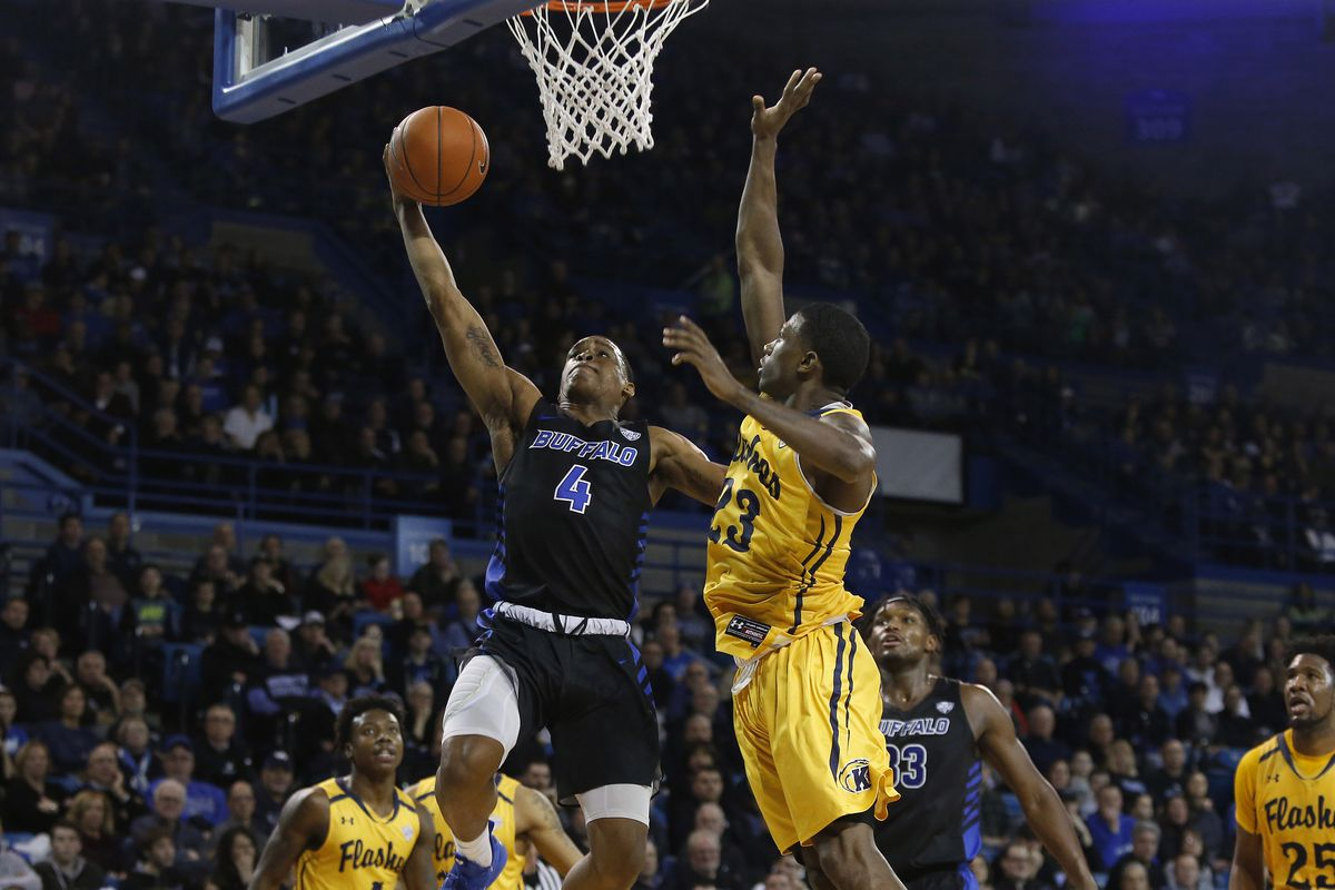 NCAA Basketball: Kent State at Buffalo