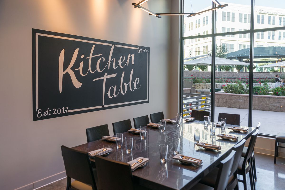 Kitchen Table Doubles Down on Vegas with a Second Location - Eater
