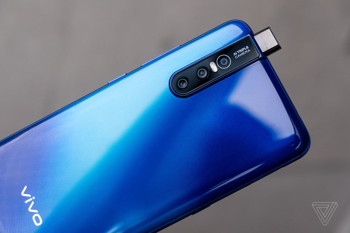 Vivo Announces V15 Pro With No Notch And 32 Megapixel Pop Up