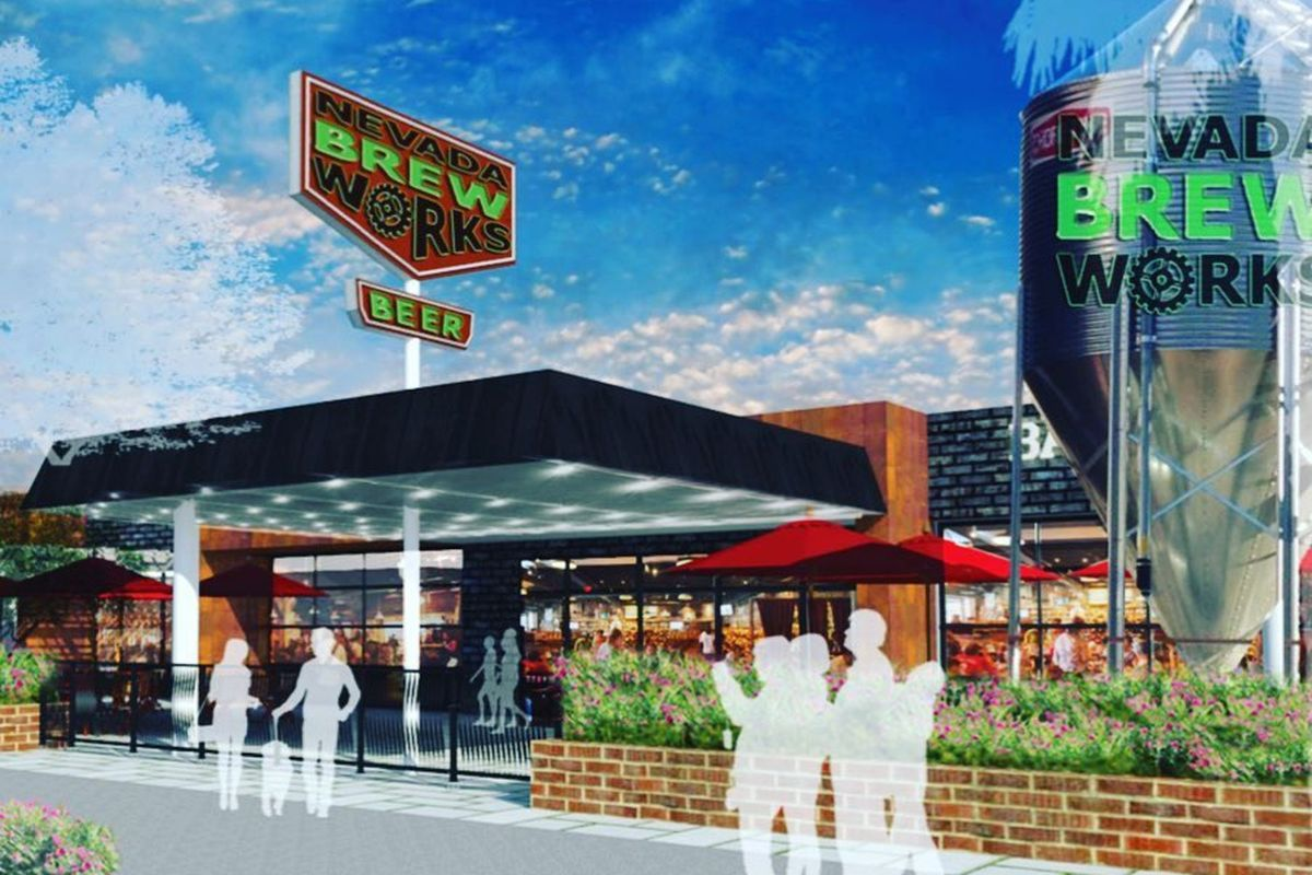 Nevada Brew Works Plans An Arts District Tap Room Eater Vegas