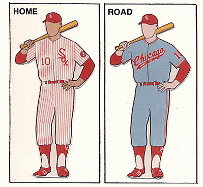 reputable site 41b40 39b73 Ranking the best and worst White Sox uniforms of the last ...
