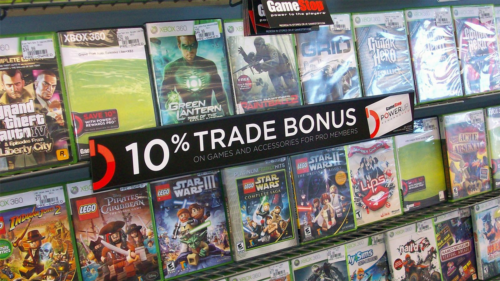 GameStop makes its new 'streamlined' trade-in pricing ...