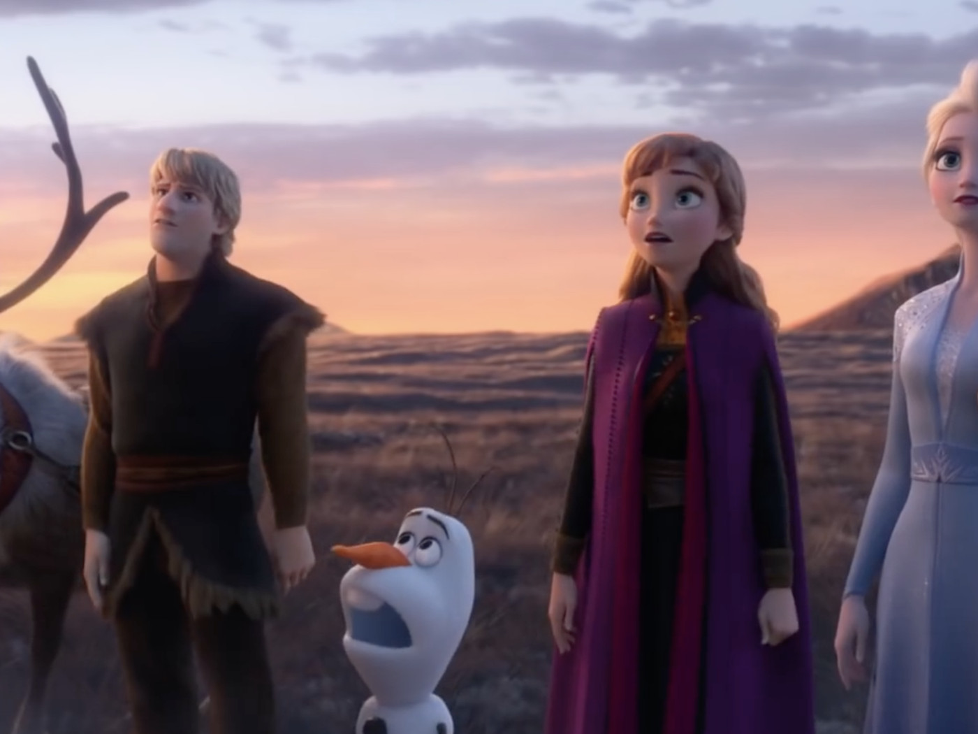 New Frozen 2 Trailer Throws Elsa And Anna Into Magical