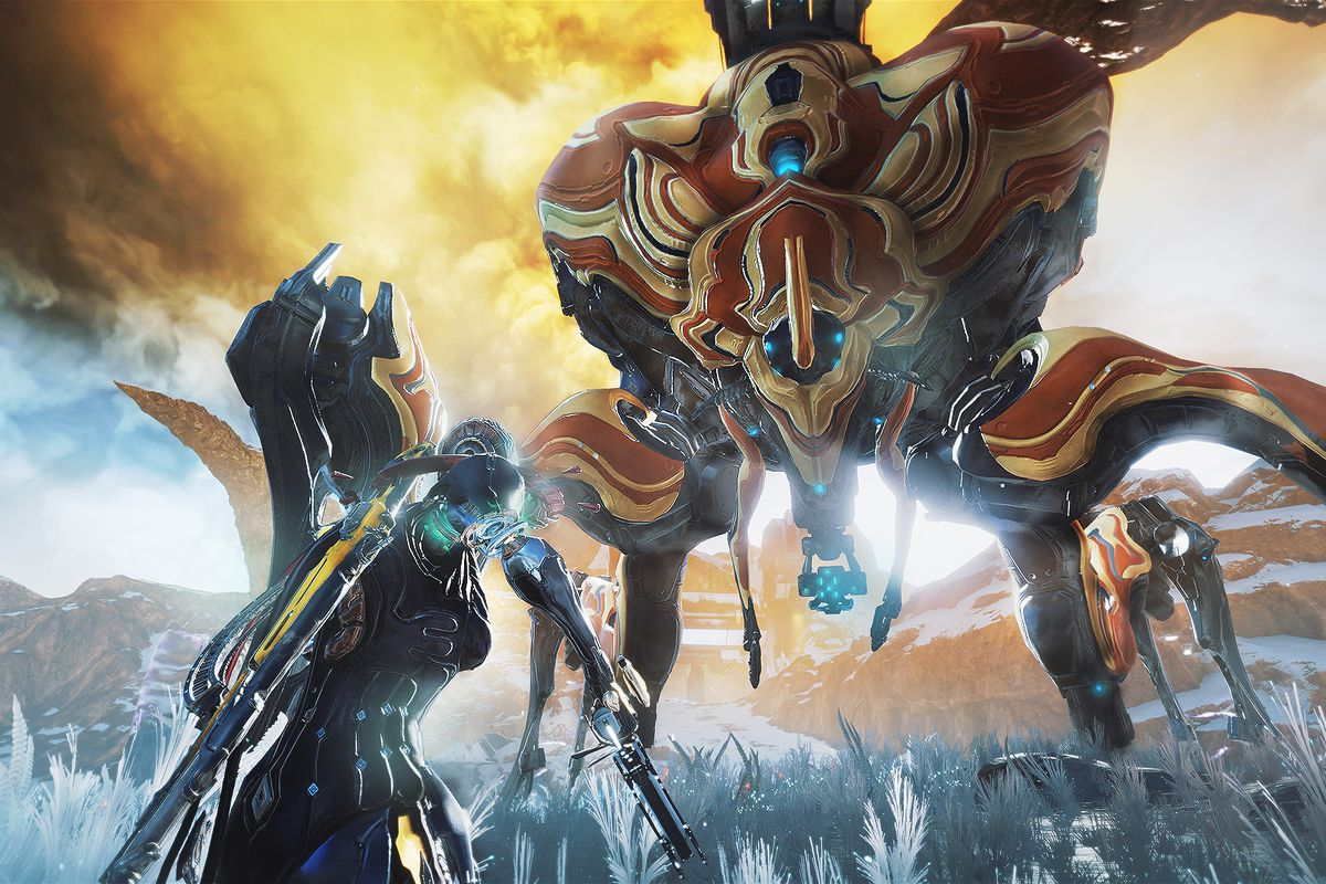 Warframe PC account can be migrated to Nintendo Switch, but caveats